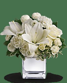 Bouquet Paix et joie de Teleflora