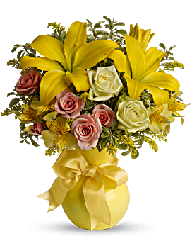 Teleflora's Sunny Smiles Bouquet
