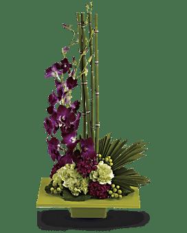 Zen Artistry Flower Arrangement Teleflora