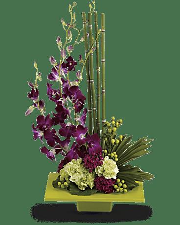 Floral Arrangement Pictures zen artistry flower arrangement - teleflora