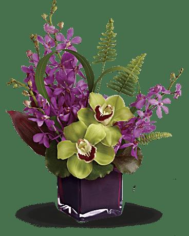 Bouquet de fleurs Princesse des îles de Teleflora