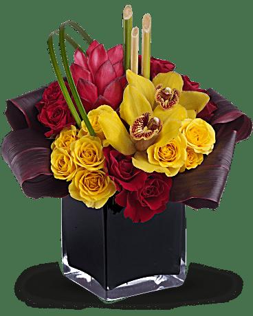 Bouquet Rêves des îles de Teleflora