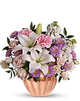Love's Sweet Medley by Teleflora Flower Arrangement