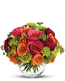 smile for me bouquet - Flowers