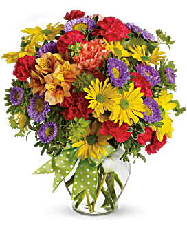 Teleflora discounts exist for specific bouquets, collections, and gifts. You might find Teleflora percentage off sales, or discounts on minimum purchases. During the Black Friday and Cyber Monday sales, you'll get discounts from 25%% off your order.