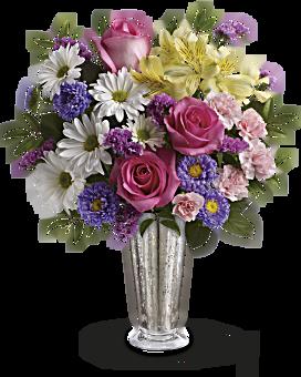 Bouquet Brillant sourire par Teleflora