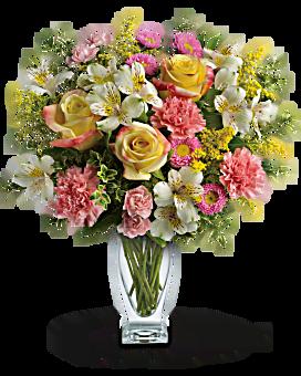 Bouquet La destinée par Bouquet de Teleflora