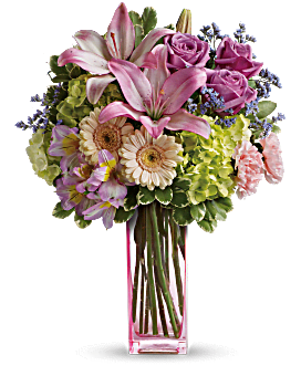 Teleflora's Artfully Yours Bouquet Bouquet