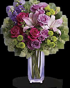 Bouquet Fraîche floraison de Teleflora