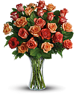 Bouquet Splendeur aurore