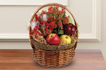 Teleflora's healthy nut basket