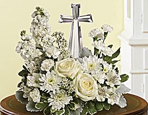 Bouquets de condoléances