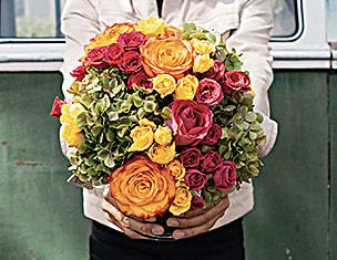 Bouquets de félicitations