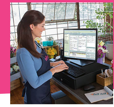Teleflora's POS Technology