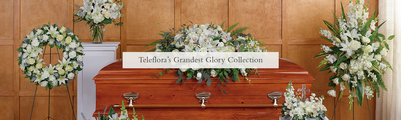 Teleflora's Grandest Glory Collection
