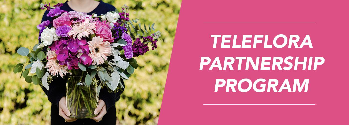 Programme d'association de Teleflora