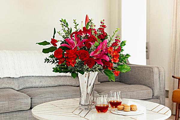 Amour sterling bouquet de Teleflora