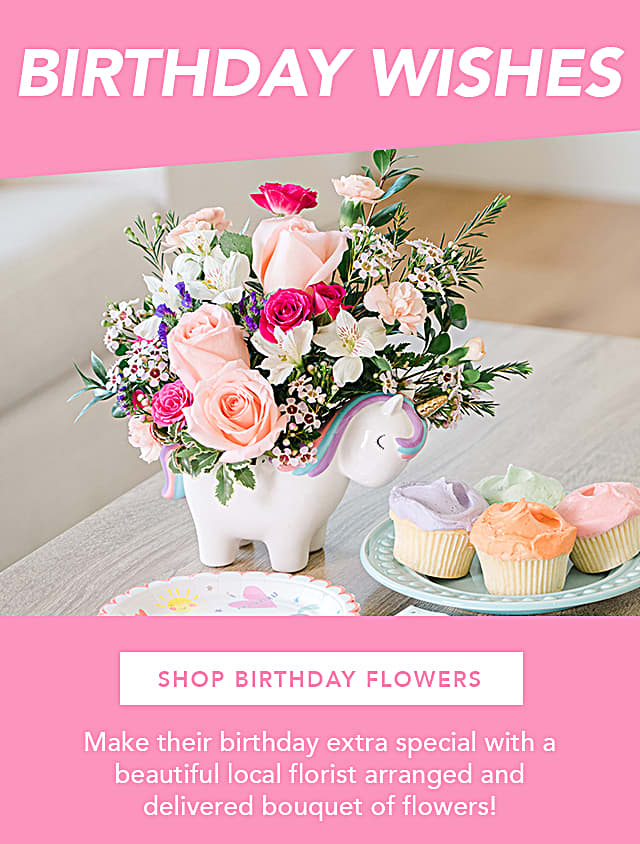 Birthday Floral Designs