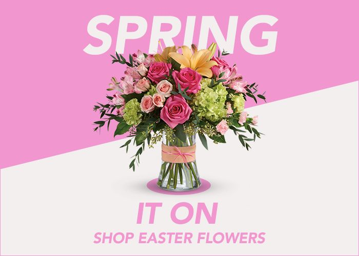 Shop Easter Flowers
