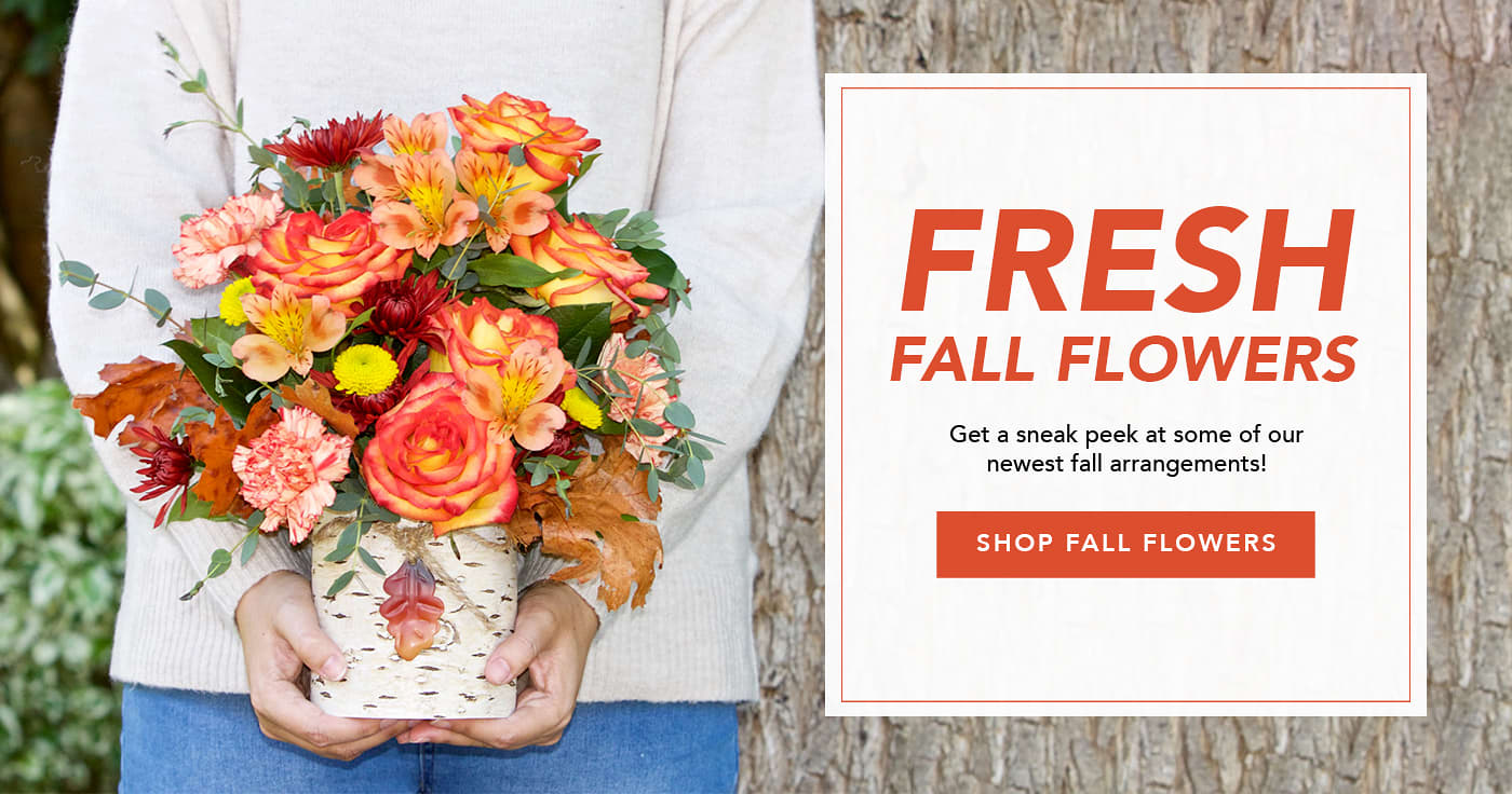 Shop Fall Flowers