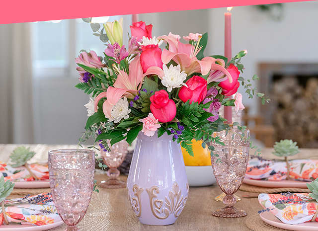 Shop Mother's Day Bouquets