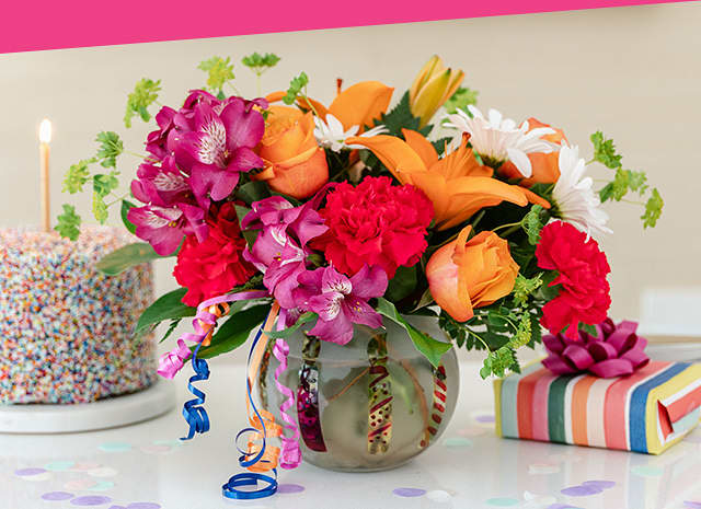 Teleflora's Party Starter Bouquet