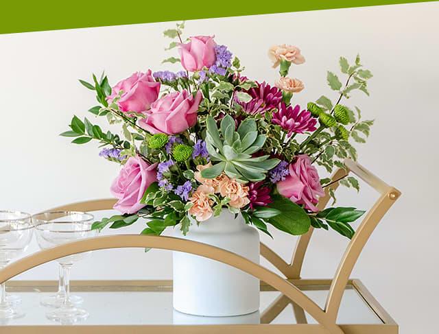Teleflora's Hidden Garden Bouquet