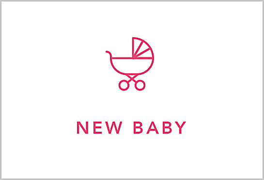 Shop New Baby Arrangements