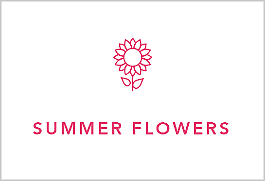 Shop Summer Bouquets
