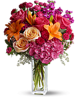 Teleflora's Joy Forever Bouquet