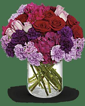Bouquet Vacances romaines