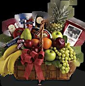 Bon Vivant Gourmet  Gift Basket