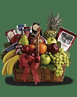 Panier cadeau gastronomique Bon vivant