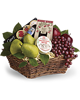 Quick View Delicious Delights Basket Gift