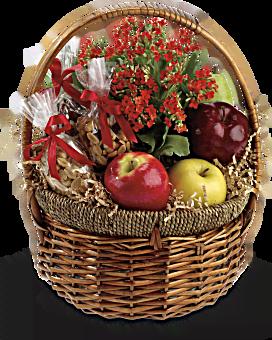 Panier cadeau En bonne santé