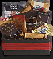 Luxurious Indulgence Gift Basket