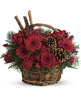 Berries And Spice Bouquet