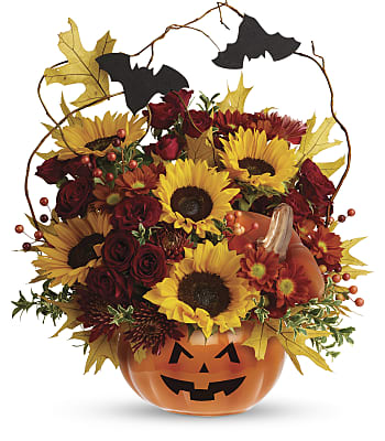 Trick & Treat Bouquet Flowers