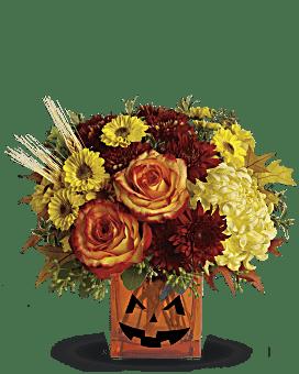 Teleflora's Halloween Glow Bouquet
