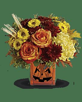 Lueur bouquet de de Teleflora Halloween