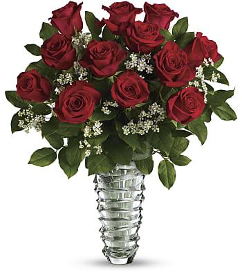 Beautiful Bouquet - Long Stemmed Roses Flowers