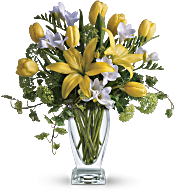 Teleflora's Spring Rhapsody Flowers