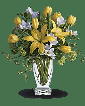 Teleflora's Spring Rhapsody Bouquet