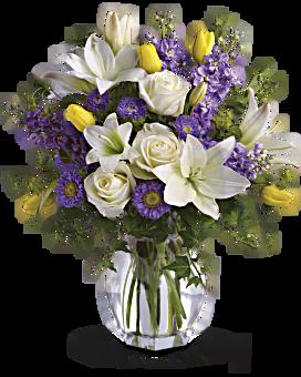 Bouquet Valse printanière