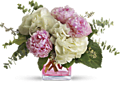 Teleflora's Pretty in Peony Flowers