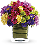 Teleflora's One Fine Day Flowers