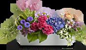 Garden Party Centerpiece Flowers