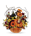Teleflora's Haunted House Bouquet Flowers