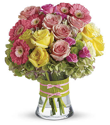 Fashionista Blooms Flowers
