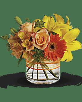 Bouquet Sourires ensoleillé